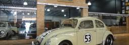 Acervo Século 20 ( NÃO ESTA A VENDA, SOMENTE LOCAÇÃO PARA EVENTOS ) Fusca 1962 Herbie espetacular