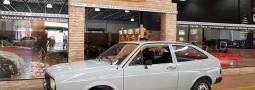 Único, Gol L 1980/81 1300 com apenas 24.500kms originais, todo original inclusive os pneus, imperdível…